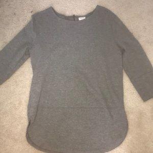 M Merona athleisure 3/4 sleeved sweatshirt/shirt